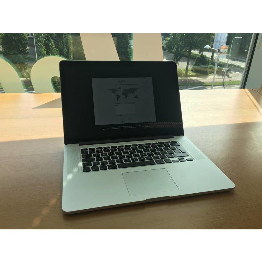 """Macbook Pro 15"""" Retina Late-2013 2.0 GHz Core i7-1"""