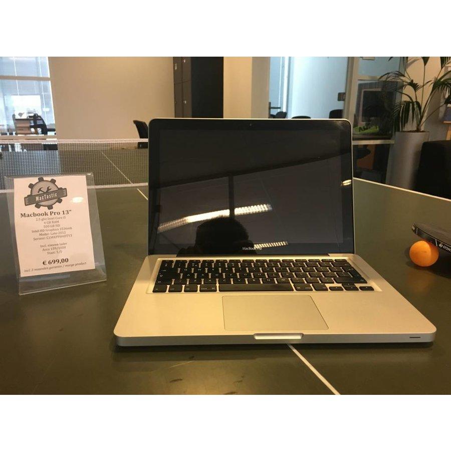 "Macbook Pro 13"" Mid-2012 2,5 GHz Intel Core i5-1"