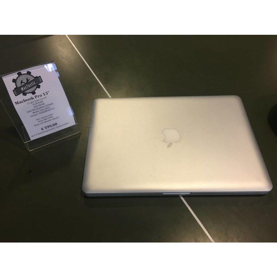 "Macbook Pro 13"" Mid-2012 2,5 GHz Intel Core i5-2"
