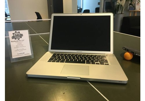 "Macbook Pro 15"" Late-2011"