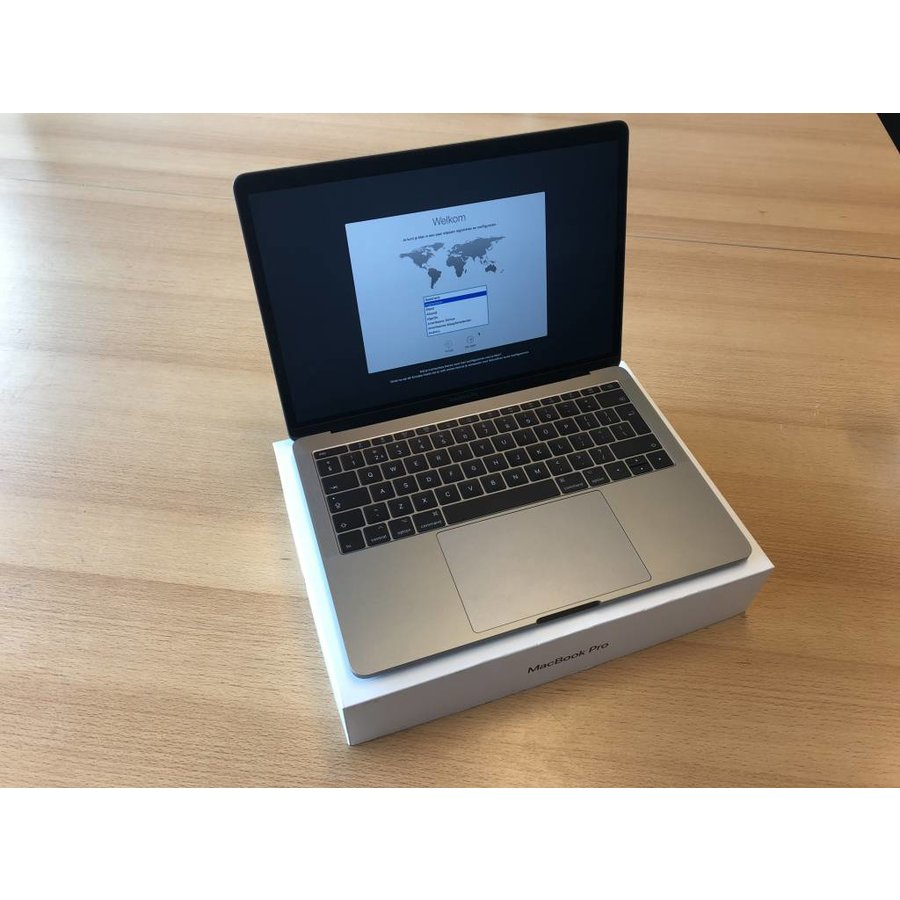 "Macbook Pro 13"" Mid-2017 2.3 GHz Core i5-1"