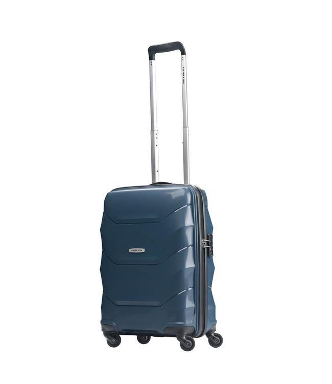 CarryOn Porter 2.0 trolley 55 cm petrol blue-handbagage koffer