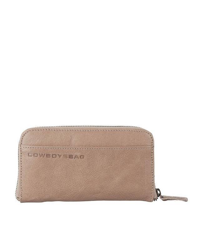 Cowboysbag The Purse Sand-ruime damesportemonnee