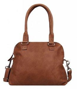 Cowboysbag Bag Carfin cognac