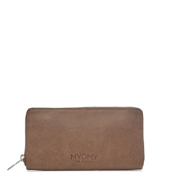 MYOMY My Paperbag Wallet hunter original