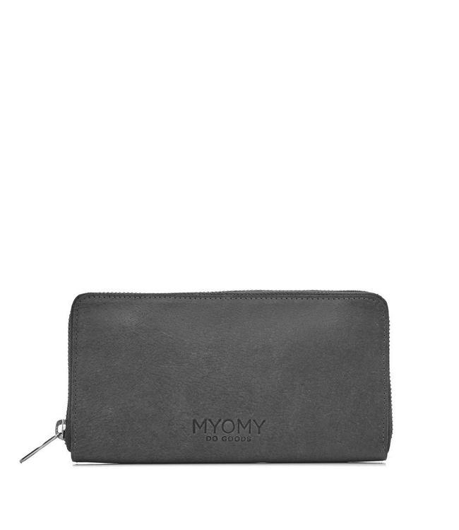 MYOMY My Paperbag Wallet hunter Off Black