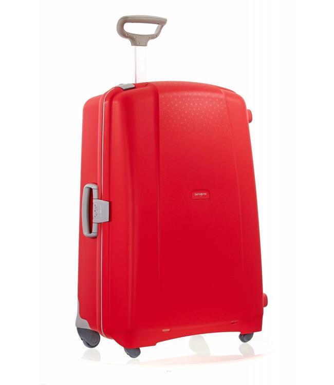 Samsonite Aeris spinner 75 cm Red