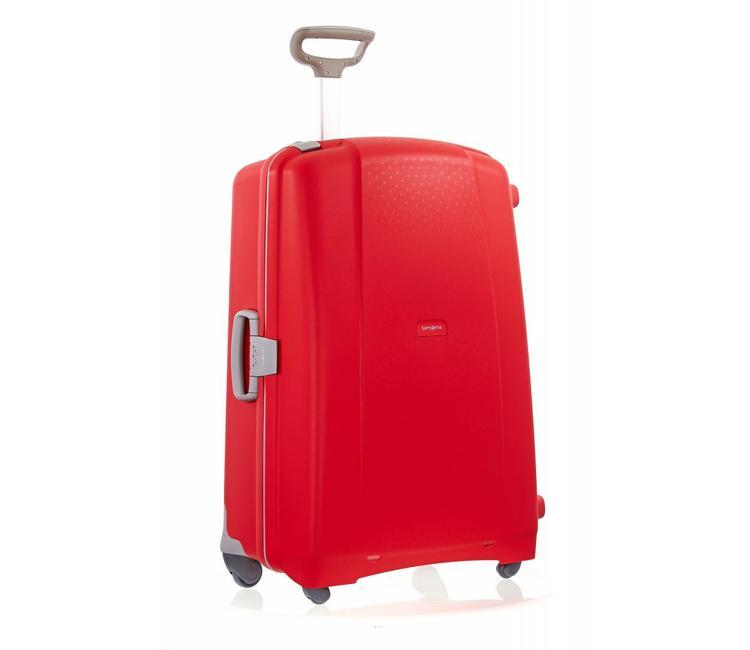 fbde72e97 Samsonite Aeris spinner 75 cm reiskoffer rood SALE - Tasenik