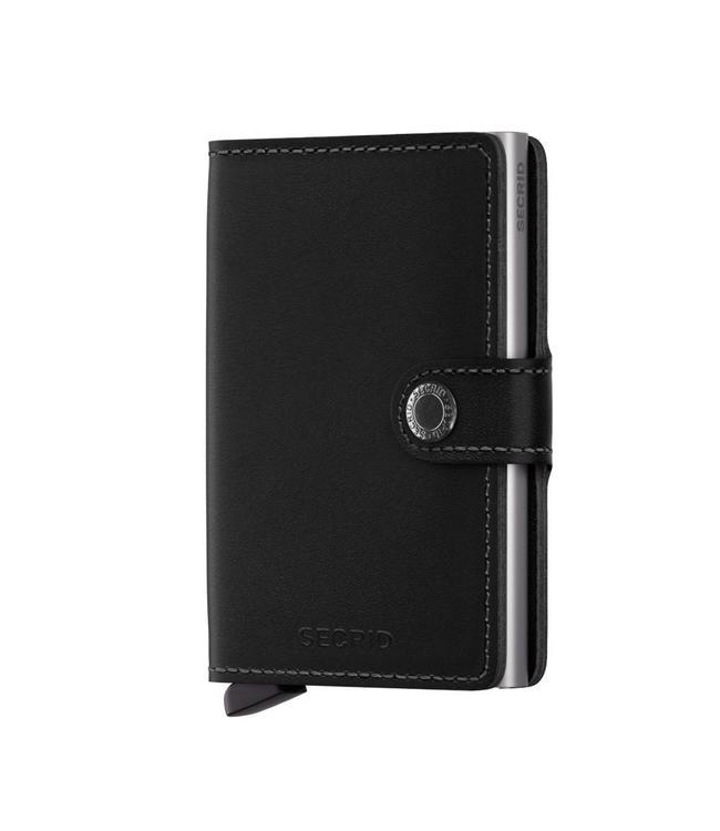 Secrid Miniwallet Original Black-pashouder met RFID protectie