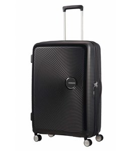 American Tourister Soundbox spinner 77 TSA exp bass black