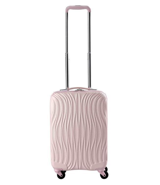 CarryOn Wave 54cm Pink-handbagage koffer met 4 wielen
