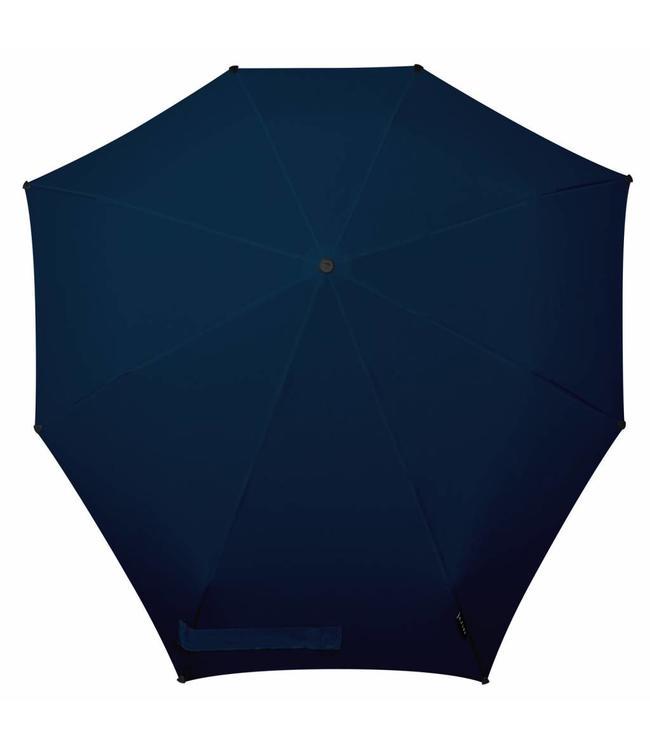 Senz Automatic midnight blue-opvouwbare storm paraplu