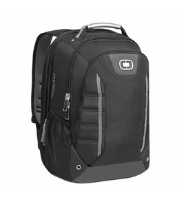 Ogio Circuit douane proof laptop rugzak zwart