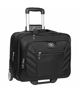 "Ogio Roller 17"" laptop business trolley zwart"