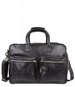 "Cowboysbag The College Bag 15.6"" Black"