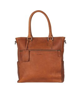 Burkely Antique Avery shopper cognac