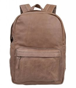 "Cowboysbag Bag Brecon backpack 15.6"" elephant grey"