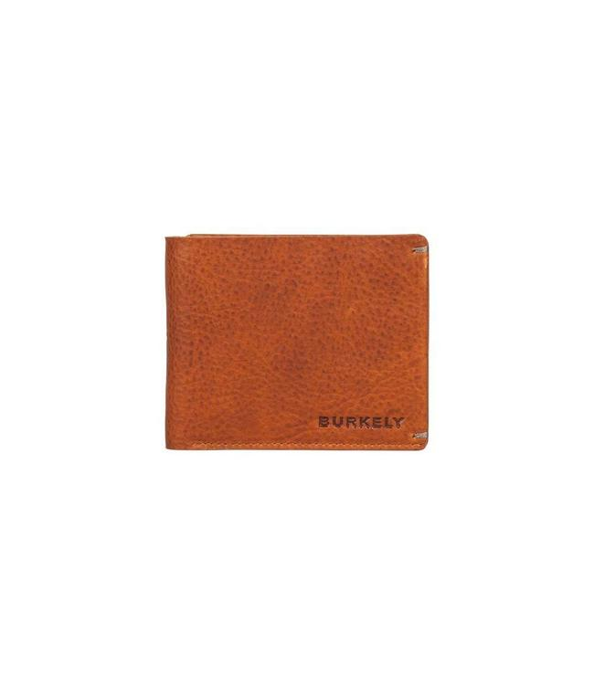 Burkely Antique Avery 7cc lage billfold cognac