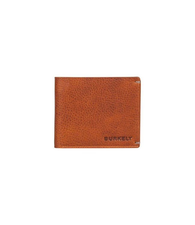 Burkely Antique Avery 10cc lage billfold cognac