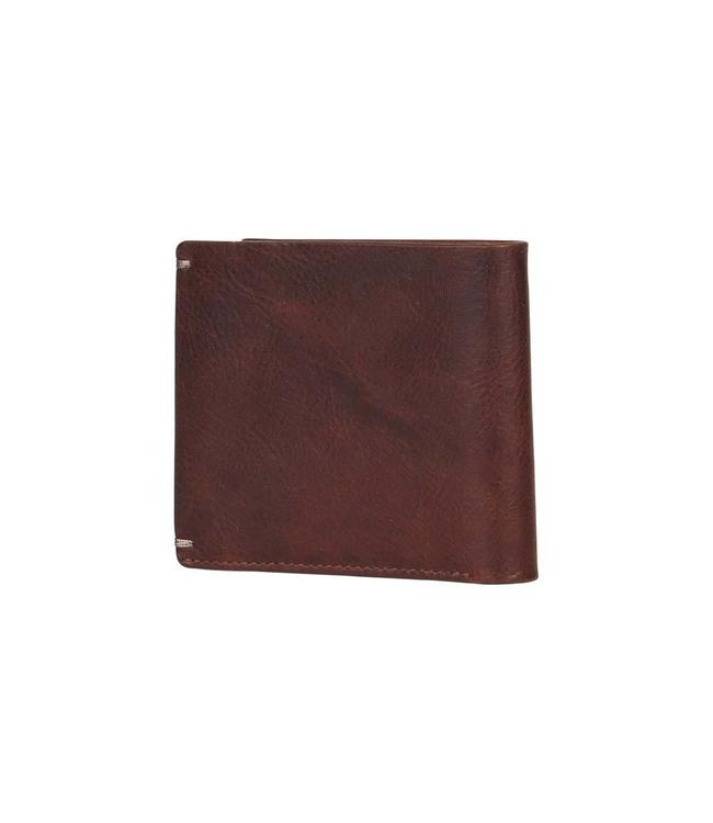 Burkely Antique Avery 12cc creditcard billfold bruin