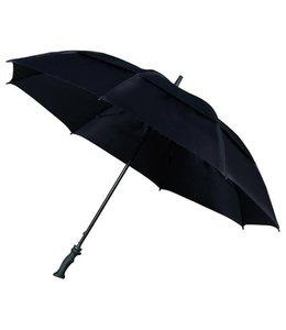 Falcone Falcone Extra Srong Storm-Paraplu Zwart