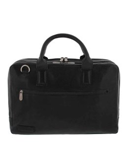 "Plevier 15.6"" business tas zwart"