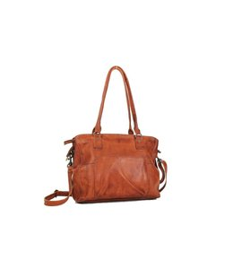 Bear Design Ankie dames handtas cognac