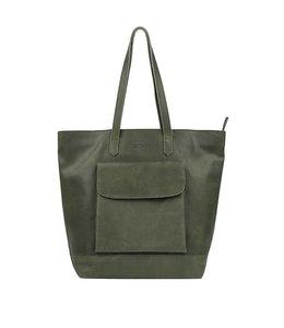 DSTRCT Riverside tablet shopper groen