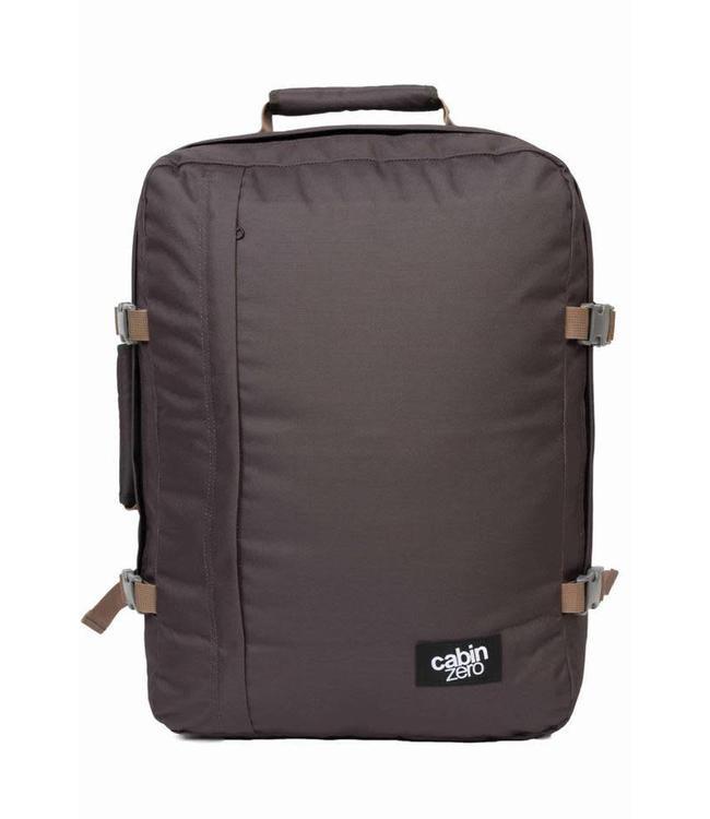 Cabin Zero Classic 28L cabin backpack black sand