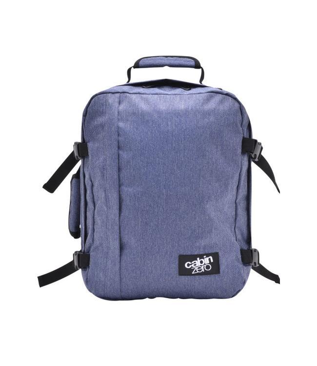 Cabin Zero Classic 28L cabin backpack blue jean