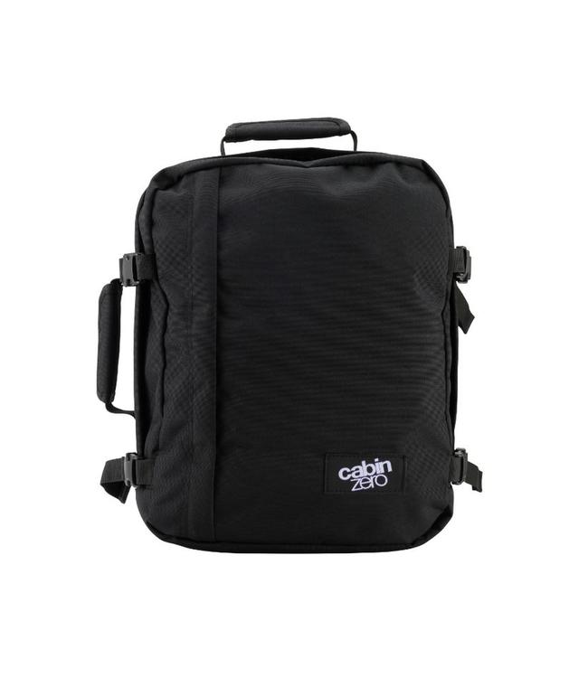 Cabin Zero Classic 28L cabin backpack absolute black