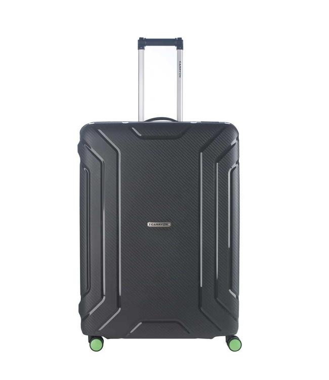 CarryOn Steward spinner 75 dark grey-100L reiskoffer