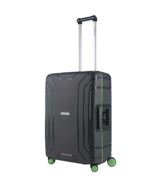 CarryOn Steward spinner 65 dark grey-70L reiskoffer