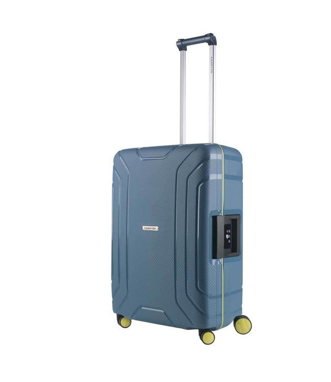 CarryOn Steward spinner 65 ice blue-70L reiskoffer