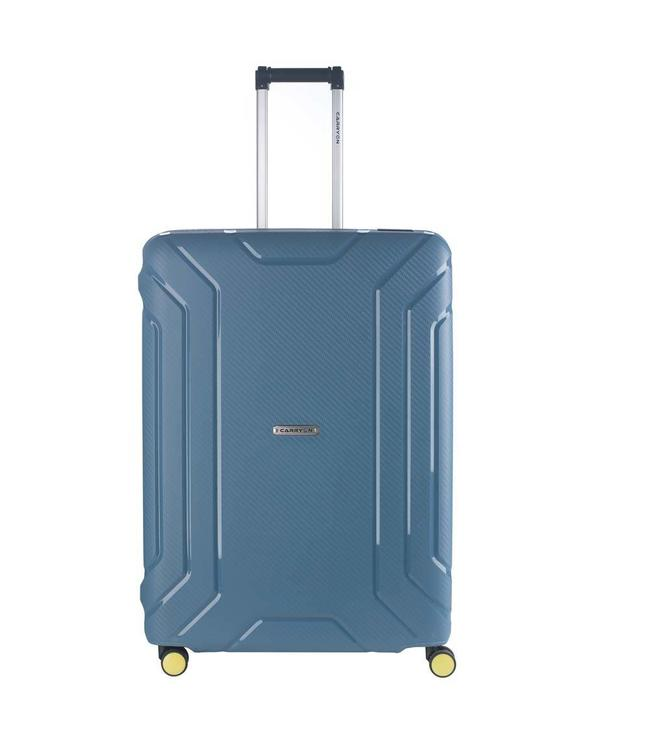 CarryOn Steward spinner 75 ice blue-100L reiskoffer