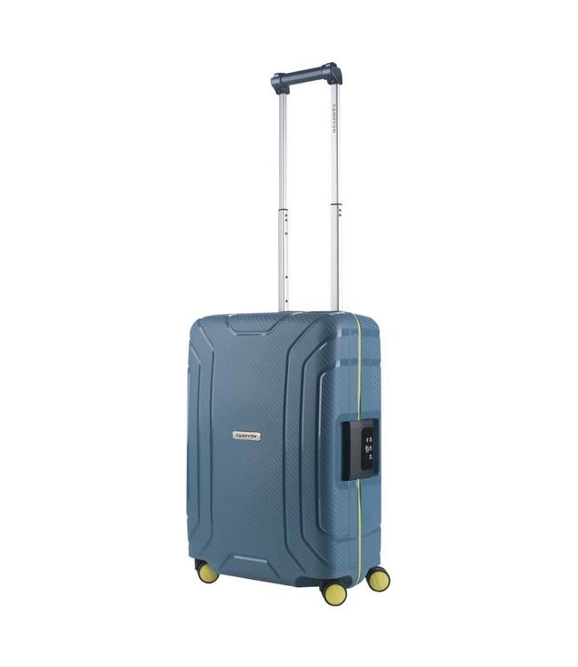 CarryOn Steward spinner 55 ice blue-cabin luggage koffer