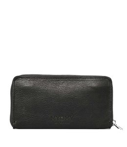 MYOMY My Paperbag Wallet rambler black