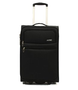Line Brick 55cm Cabin Trolley Black