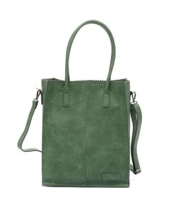 Zebra Trends Rosa Natural bag kartel glassgreen