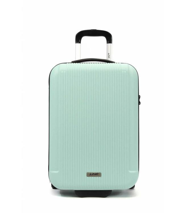 Line Leyton 2-wiel trolley 55cm mint-handbagage koffer