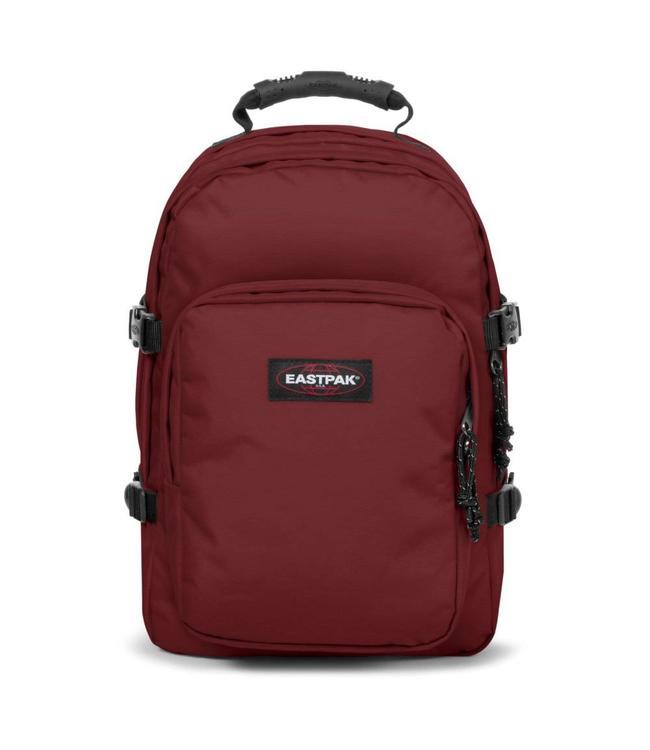 """Eastpak Provider 15.6"""" laptoprugtas brave burgundy"""