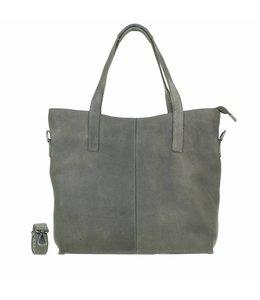DSTRCT Raider Road business shopper grey