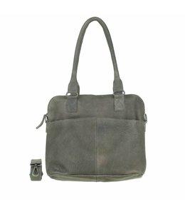 DSTRCT Raider Road handbag grey