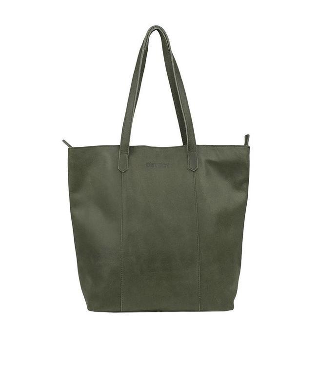 DSTRCT Riverside shopper groen