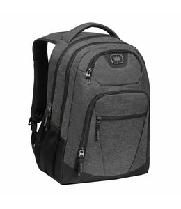 "Ogio Gravity 17"" laptop rugzak dark static"