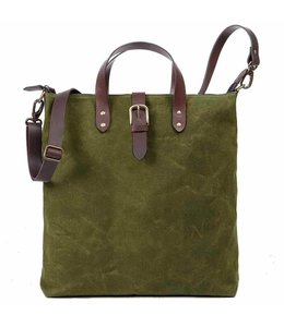 Saccoo Canvas London green