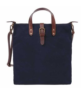 Saccoo Canvas London navy