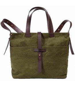 Saccoo Canvas Paris green