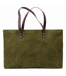 Saccoo Canvas Berlin green