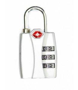 Line koffer TSA cijferslot silver